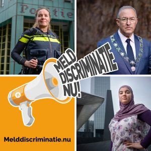 RTD Meld discriminatie NU